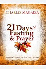 21 Days of Fasting & Prayer Kindle Edition