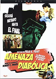 Image result for the devil thumbs a ride (Feist) french  film poster 1947