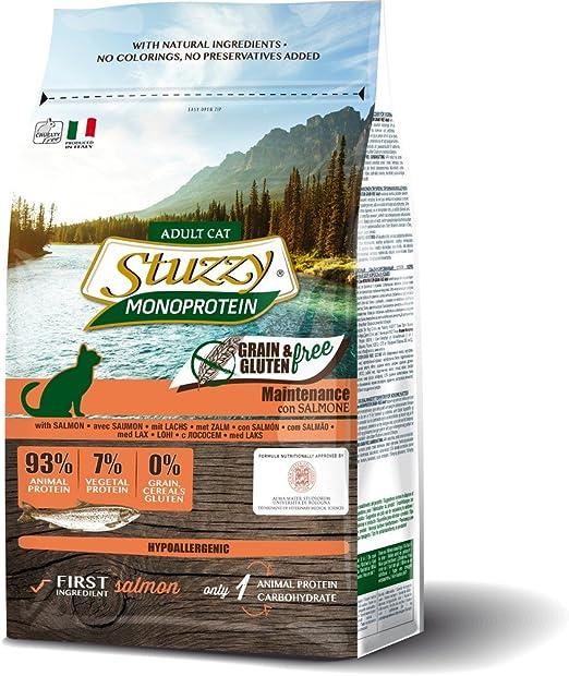 Stuzzy PIENSO Gato - 1500 gr: Amazon.es: Productos para mascotas