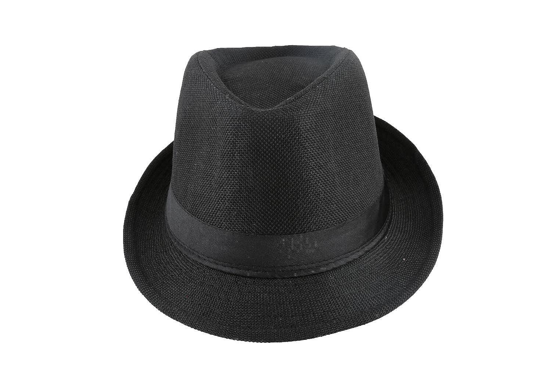 710aa0d42c78 Merchant eShop Black Hat for Boys Kids  Amazon.in  Clothing   Accessories