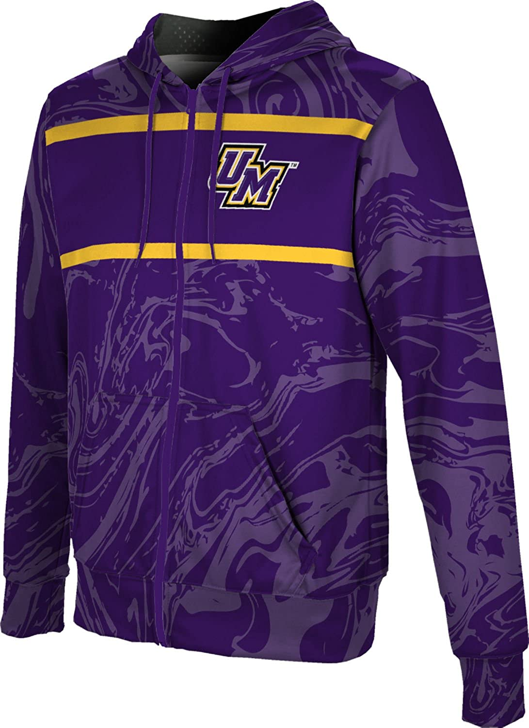 ProSphere University of Montevallo Boys Full Zip Hoodie Ripple