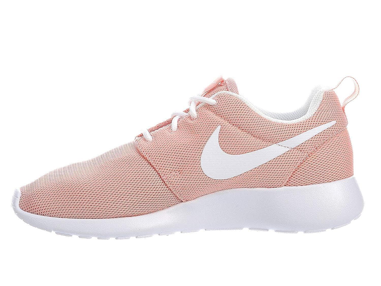 2acd3050d6187 Nike Women s Roshe One Coral Stardust White Nylon Running Shoes 9.5 (B) M  US  Amazon.ca  Shoes   Handbags