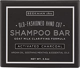 product image for Beekman 1802 - Shampoo Bar - Charcoal - Nutrient-Rich Goat Milk Hair Cleansing Bar - Cruelty-Free Bodycare - 3.5 oz