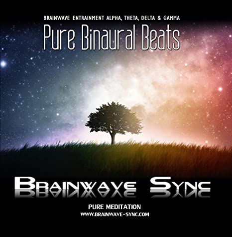 Pure Binaural Beats - Alpha, Theta, Gamma and Delta Brainwave Entrainment