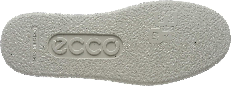 ECCO Soft 1 W, Scarpe da Ginnastica Basse Donna Viola Fig 5385