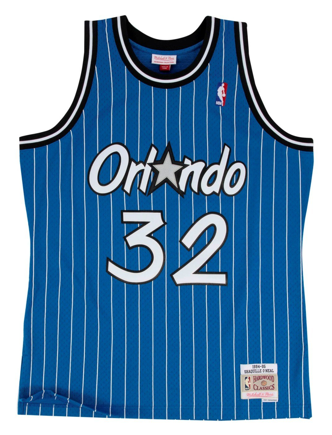 official photos f37bc 93bec Mitchell & Ness Orlando Magic Shaquille O'Neal Swingman Jersey
