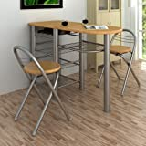 High Quality Sturdy Natural Rubberwood Wooden Folding