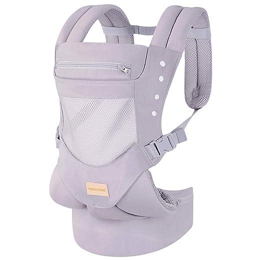 Amazon.com: Portabebés con asiento de cadera ajustable ...