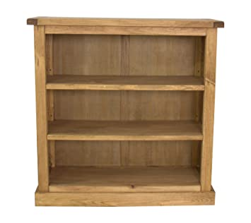 cbc cabinets low bookcase wood waxed amazon co uk kitchen home rh amazon co uk Bookcase Cabinet Combo Bookcase with Cabinet Doors
