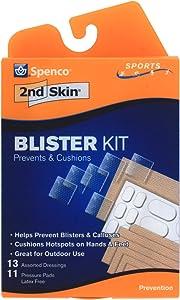 Spenco 2nd Skin Blister Kit Sports, 24 Count