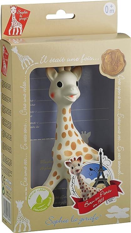 Sophie la Jirafa mordedores chupetes Baby Toy, 100% Fabricado en ...