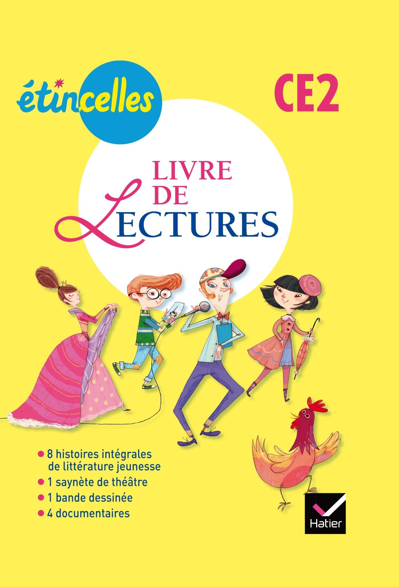 Bien-aimé Amazon.fr - Etincelles CE2 éd. 2014 - Livre de lectures - Denis  TX19