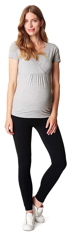 ESPRIT Maternity SET Umstands-Leggings Otb M84122 - Babytuch 80 x 60 cm