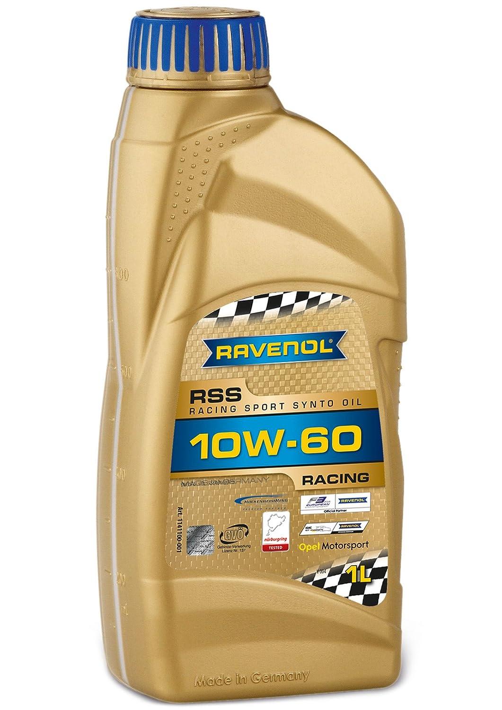 All BMW Models 10w60 bmw Amazon.com: RAVENOL J1A1704 SAE 10W-60 Racing Oil - RSS Racing ...