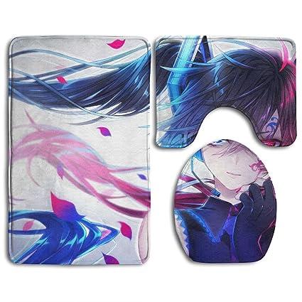 Beautyfc Kawaii Magica Hatsune Miku Lovely Fashion Antideslizante 3