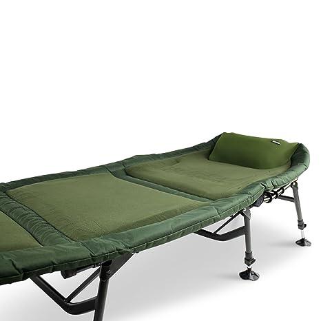 Awe Inspiring Koala Products Abode Air Lite Fleece Alloy 6 Leg Bedchair Carp Fishing Bed Chair Caraccident5 Cool Chair Designs And Ideas Caraccident5Info