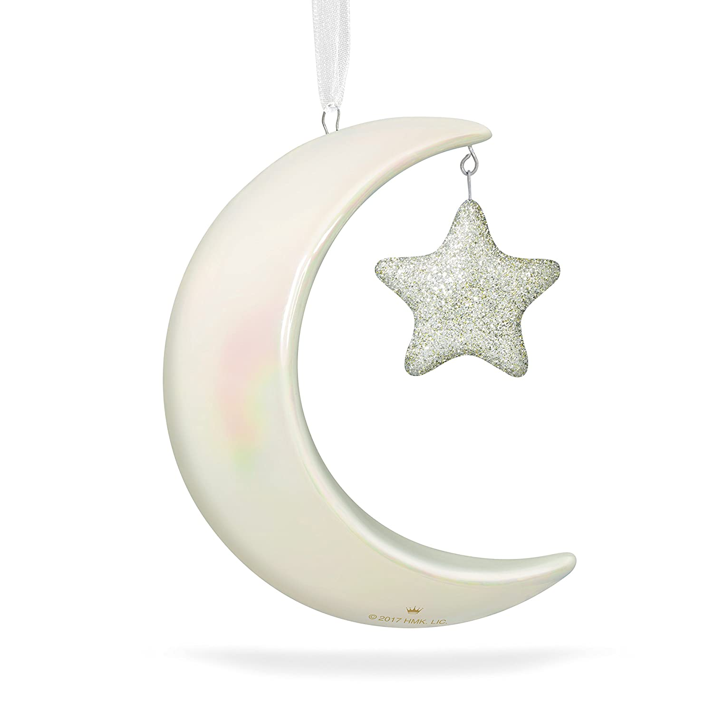 Hallmark Keepsake Babys First 2015Babys First Christmas Porcelain Holiday Ornament