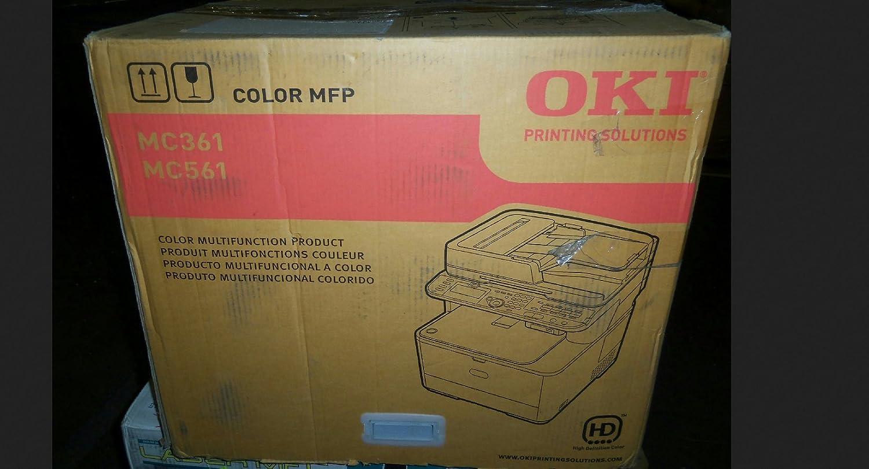 OKI MC561 Laser 31 ppm 1200 x 600 dpi A4 - Impresora multifunción ...