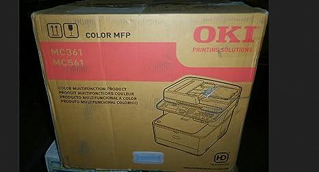 Amazon.com: MC561 MFP láser a color e/f/P/S ADF USB ENET ...