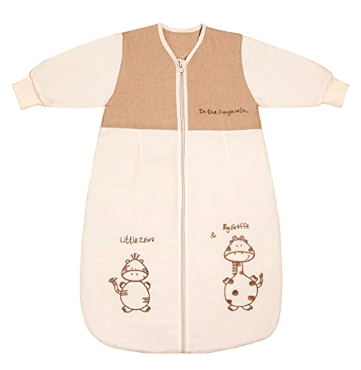 Slumbersafe Winter Baby Sleeping Bag Long Sleeves 3.5 Tog - Cartoon Animal