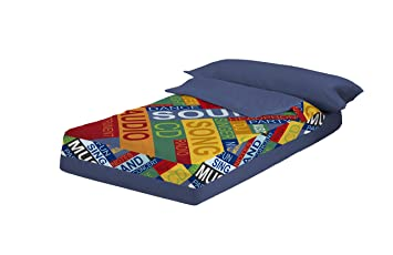 Saco Nórdico Tacto Pétalo SOUND (cama de 90) (para cama de 90x190/200): Amazon.es: Hogar