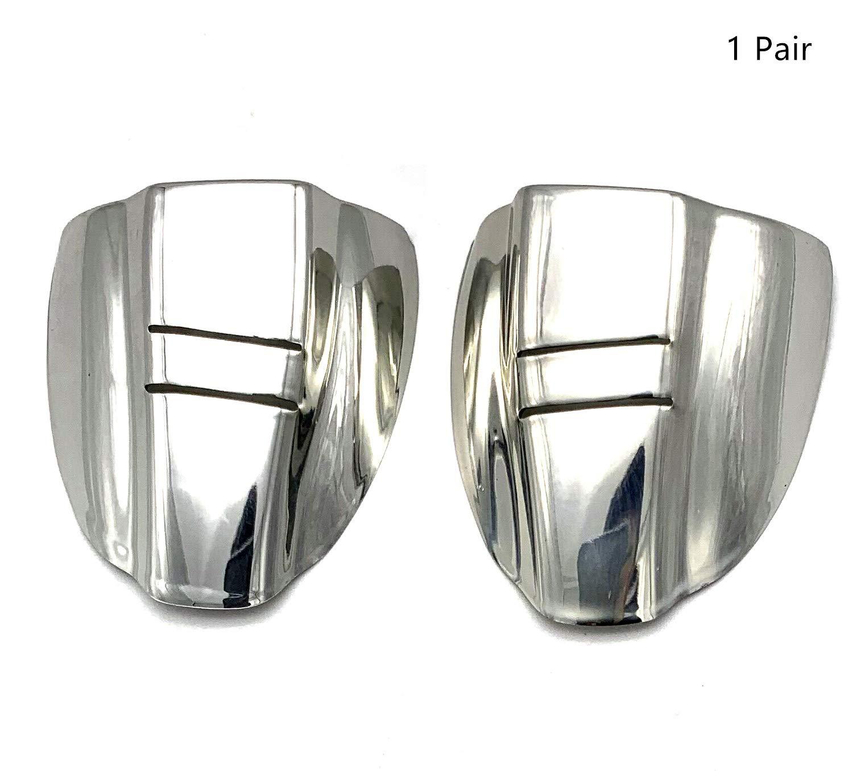 Protectores Laterales Flexibles Transparentes para Gafas de tama/ño Mediano a Grande 1 par Blanco Vimmor
