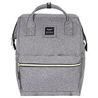 Himawari poliéster Laptop Daypack Vintage School Bolsa Se Adapta a 13 Pulgadas portátil
