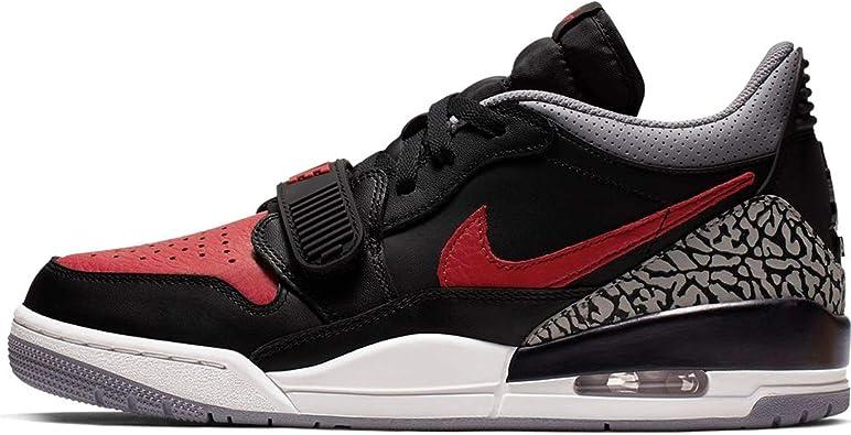 eficientemente Celo Bosque  Amazon.com | Jordan Mens Air Legacy 312 Low Top Basketball Shoes |  Basketball