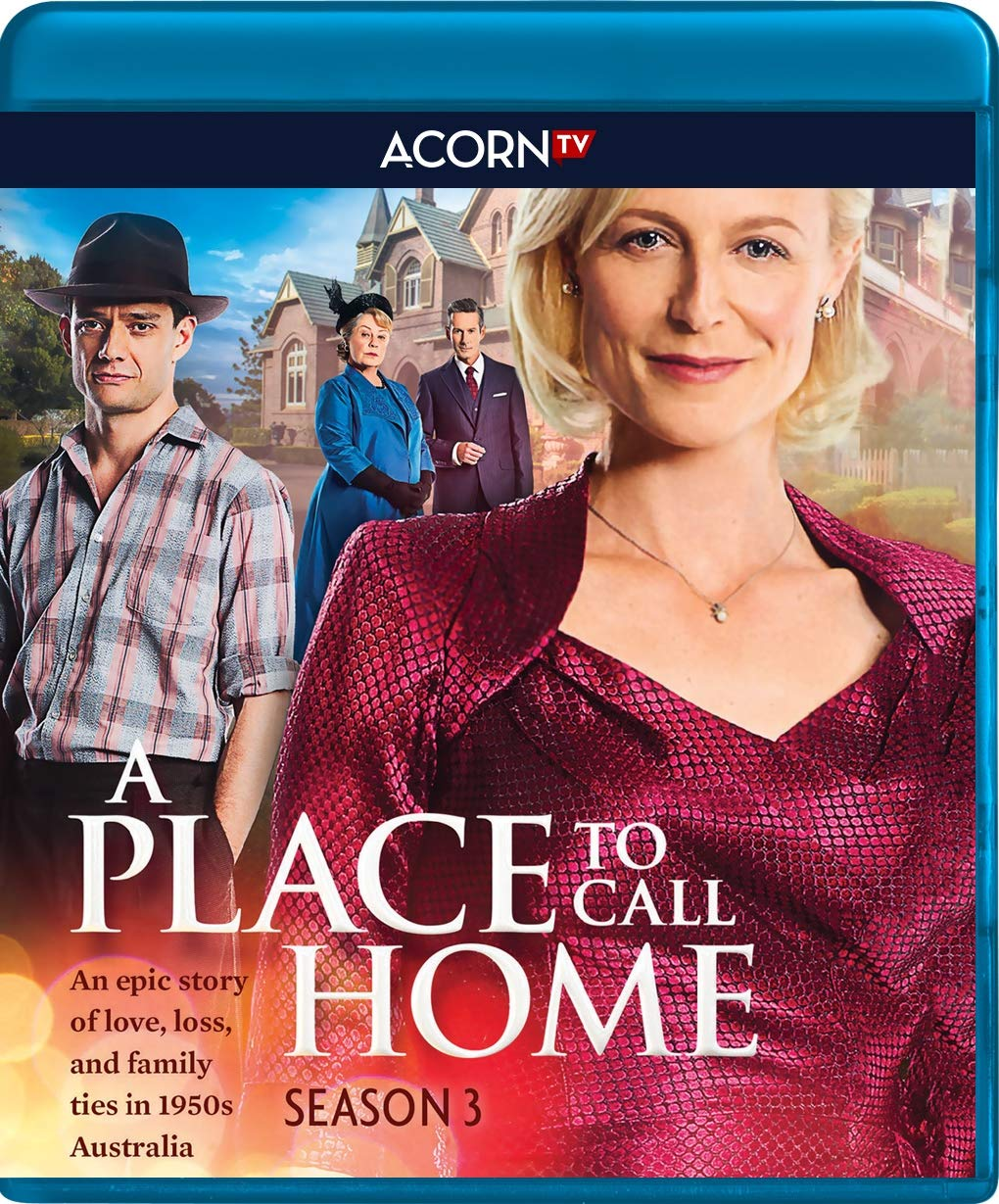 Place to Call Home, A: Series 3 [Blu-ray]