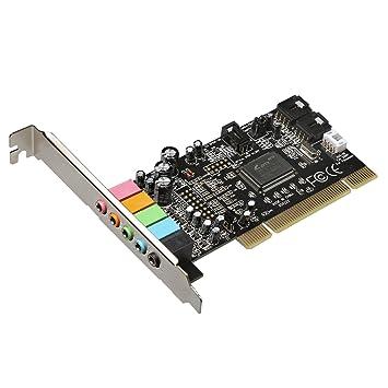 Microconnect MC-CMI6CH-PCI Interno 5.1canales PCI tarjeta de ...