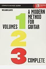 A Modern Method for Guitar - Volumes 1, 2, 3 Complete Paperback