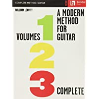 A Modern Method for Guitar - Volumes 1, 2, 3 Comp.: Volumes 1, 2, 3 Complete