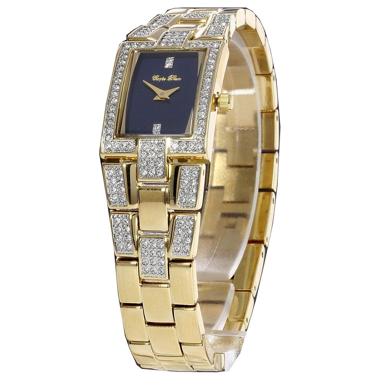 Made In Armbanduhr Damen Diem Vergoldete Carpe U4746eb Diotima DYeW29IbEH