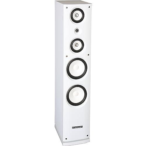 KODA KODAD858F WH Altavoz columna 2 0 180 W color blanco 1 unidad