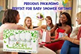 Premium Pupiki Baby Washcloths: 6 Ultra-Soft