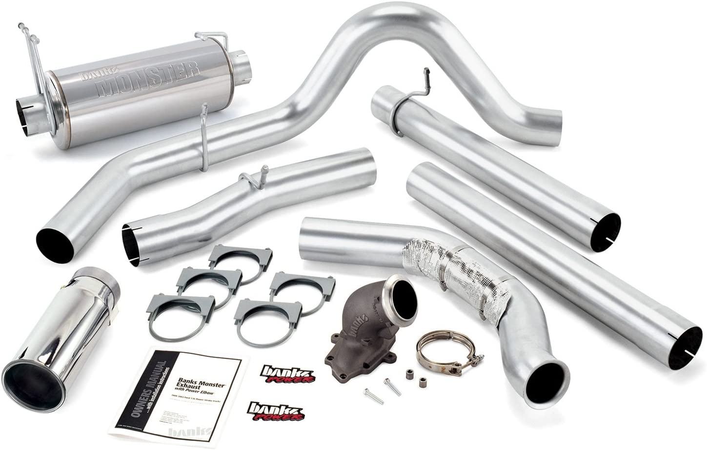 Banks 48659 Exhaust System