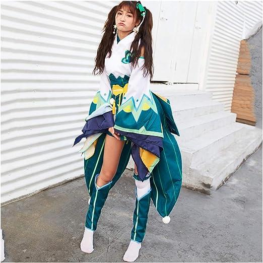 GRYY Cos Clothing, Anime Hand Tour Cosplay Disfraz Kimono Chica ...