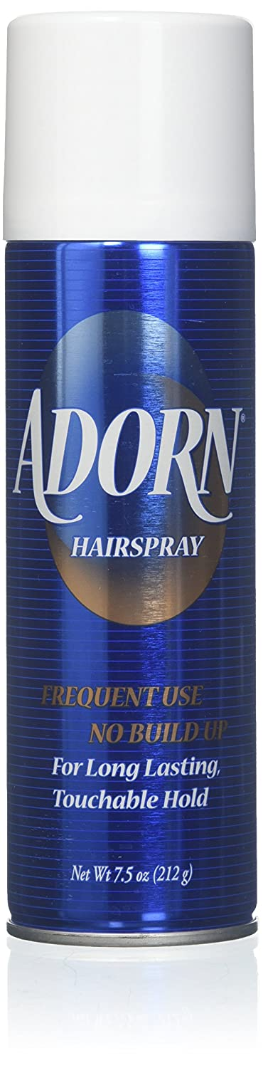 Adorn Touchable Hold Hairspray 7.5oz (3 Pack)