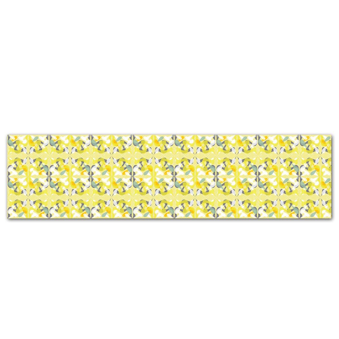 Kess InHouse MM4050AKP03 Miranda Mol Spring Flourish Art Clings 6.5-Inch x 9-Feet Strip Sticker Wallpaper Decal