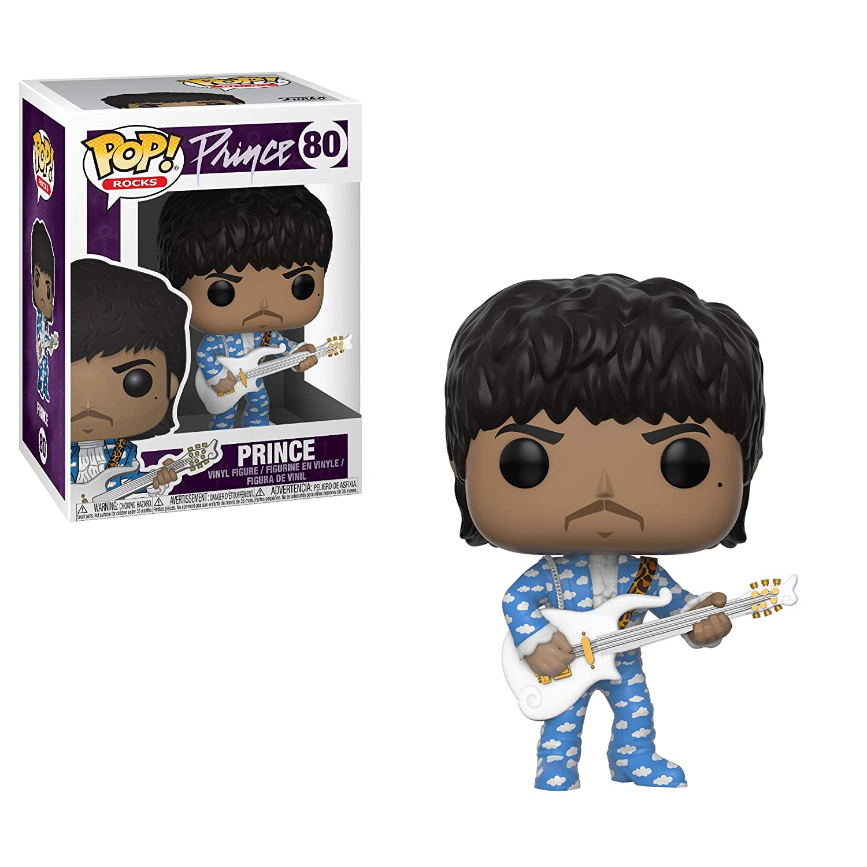 Around The World in A Day 3Rd Eye Girl Toy Prince Collectors Set Funko Rocks: Pop Purple Rain