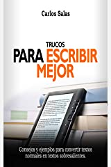 Trucos para escribir mejor (Spanish Edition) Kindle Edition