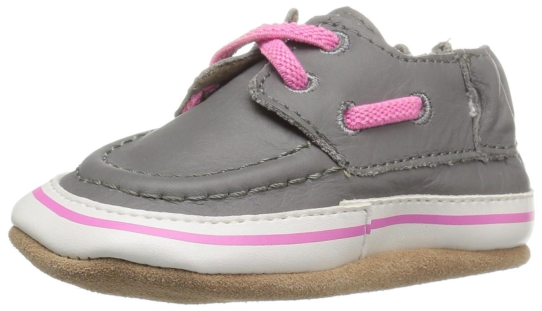 Robeez Girls' Casual Sneaker Soft Soles Trendy Trainer - K