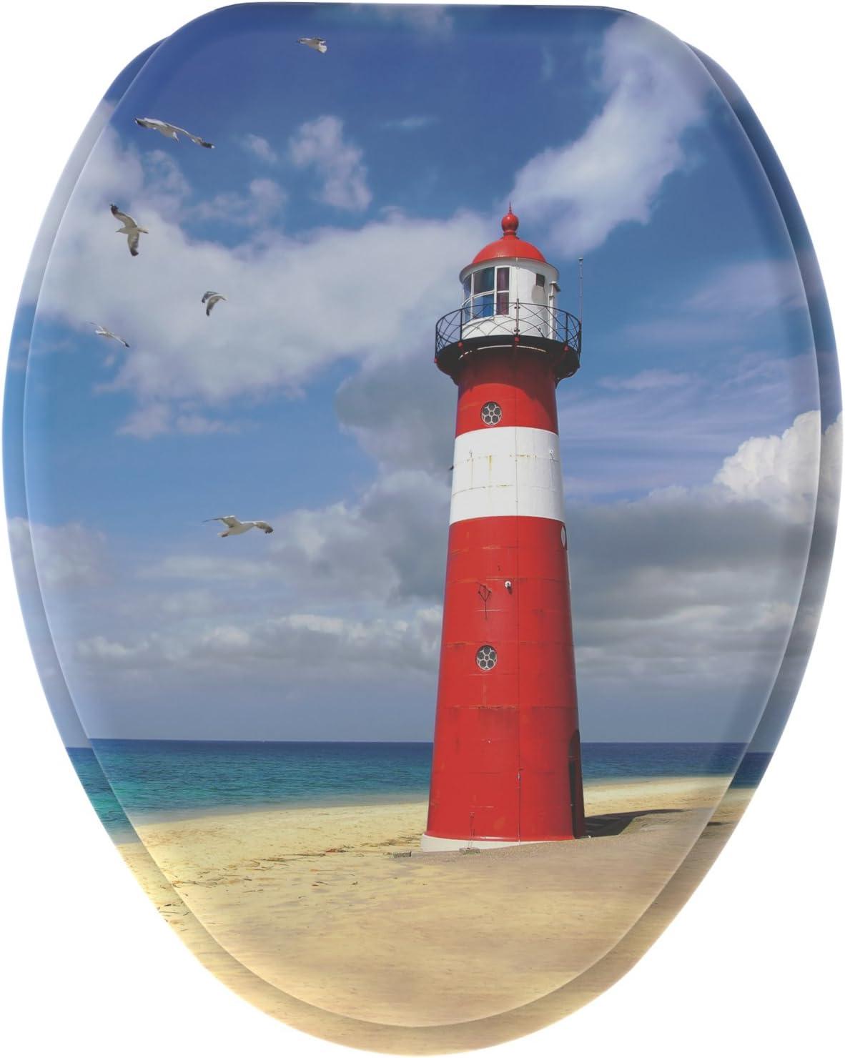 Lighthouse Sanilo Elongated Toilet Seat