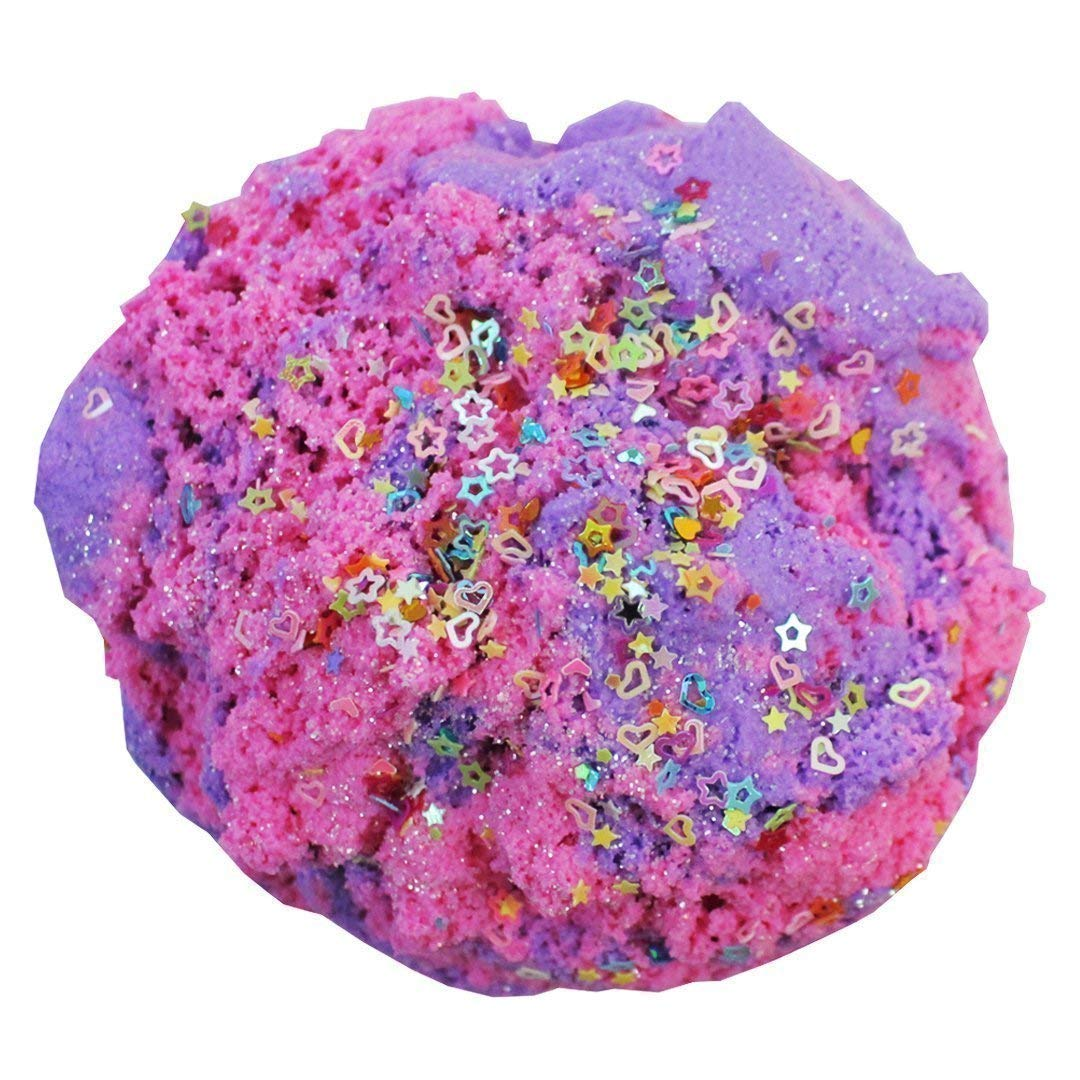 59a6f3f8f59a Unicorn Cloud Slime 8 oz Handmade Cotton Candy Scented Package Stress  Relief Party Favor