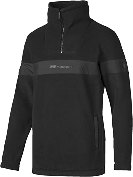 PUMA BMW Motorsport Fleece Half Zip Herren Pullover: Amazon