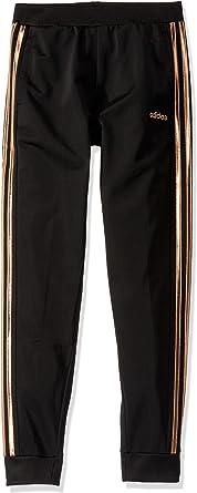adidas Tricot Jogger - Pantalón de chándal para niña: Amazon.es ...
