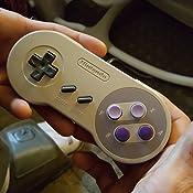 Amazon com: Super Nintendo Controller: Video Games