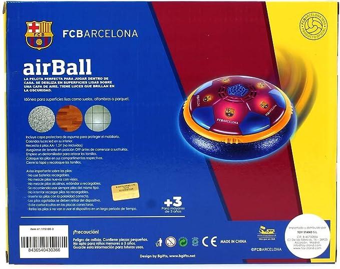 Barcelona Dd - Pelota Air Ball FC Barça, Multicolor: Amazon.es: Juguetes y juegos