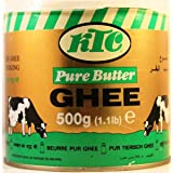 100% Pure 500gm KTC Butter Ghee Edible & Cooking Aids Grade A Premium Quality Free P&P