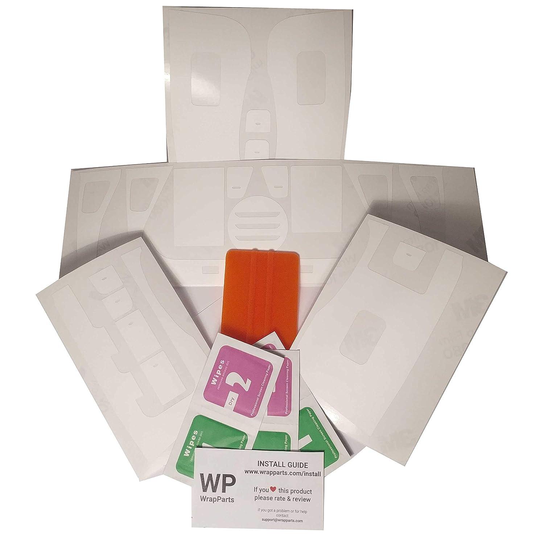 WrapParts Tesla Model 3 Door Kit